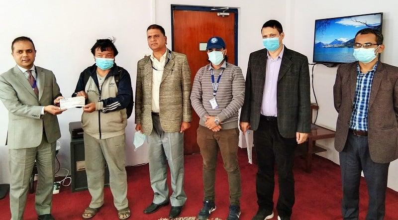 महावीर पुन नेपाल बैंक लिमिटेडको ब्राण्ड एम्बेस्डर