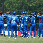 नेपाली क्रिकेट टिमको वरीयता यथावत